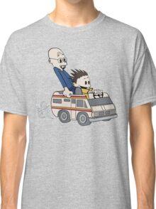 Breaking Bad Calvin And Hobbes Classic T-Shirt