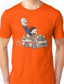 Breaking Bad Calvin And Hobbes Unisex T-Shirt