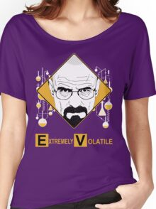 Breaking Bad Extremely Volatile Women's Relaxed Fit T-Shirt