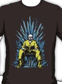 Breaking Bad Game of Thrones T-Shirt