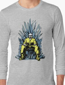 Breaking Bad Game of Thrones Long Sleeve T-Shirt