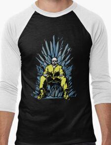 Breaking Bad Game of Thrones Men's Baseball ¾ T-Shirt