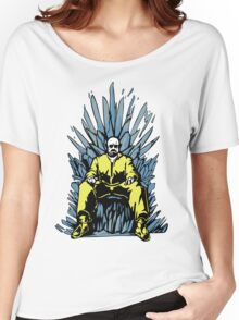 Breaking Bad Game of Thrones Women's Relaxed Fit T-Shirt