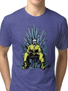 Breaking Bad Game of Thrones Tri-blend T-Shirt
