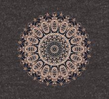 Mandala Mehndi Style Unisex T-Shirt
