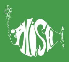 Phish Band Baby Tee