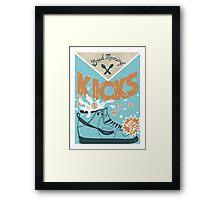 K/CKS Framed Print