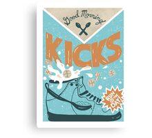 K/CKS Canvas Print