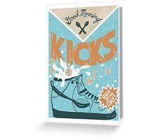 K/CKS Greeting Card