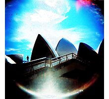 Opera House Photographic Print