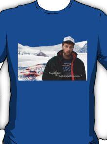 """Torgeir Lien """"Small town boy"""" T-Shirt"""