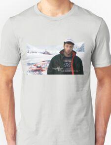 """Torgeir Lien """"Small town boy"""" Unisex T-Shirt"""