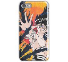 Hiei Jaganshi Dragonflame iPhone Case/Skin