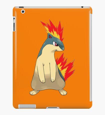 Quilava iPad Case/Skin