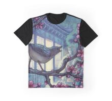 Night Song Graphic T-Shirt