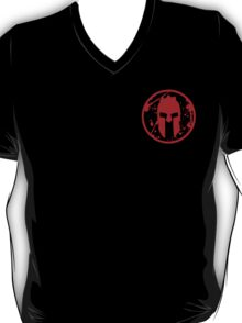 SPARTAN-SHIRT-CHEST-RED T-Shirt