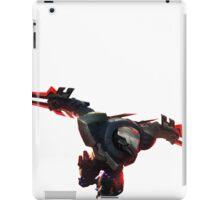 Project Zed iPad Case/Skin