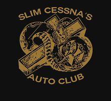 Slim Cessna's Auto Club Unisex T-Shirt