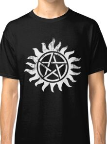 Supernatural Devil's Trap Classic T-Shirt
