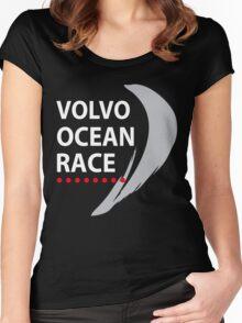 Volvo Ocean Race Women's Fitted Scoop T-Shirt