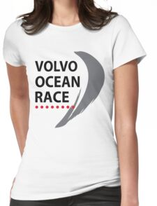 Volvo Ocean Race Womens Fitted T-Shirt