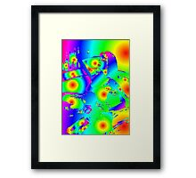 A Summers Day Framed Print
