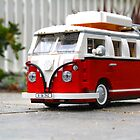 LEGO VW Kombi/Combi by melbourne