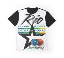 rio 2016 basketball Graphic T-Shirt