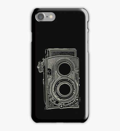 Vintage Retro Camera iPhone Case/Skin