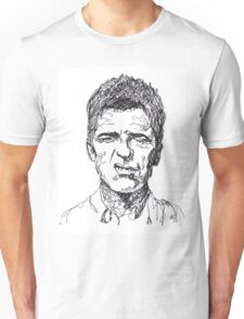Noel Gallagher Oasis sketch Unisex T-Shirt