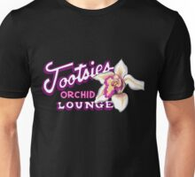 Tootsies Orchid Lounge Unisex T-Shirt