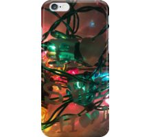 A touch of Christmas iPhone Case/Skin