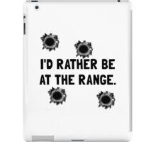 Gun Range iPad Case/Skin