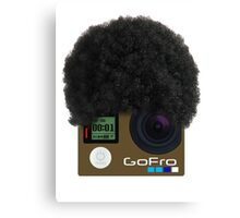 GoFro - Be A Hero! Canvas Print