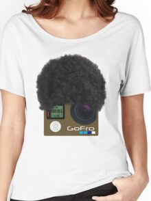 GoFro - Be A Hero! Women's Relaxed Fit T-Shirt