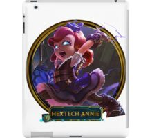 Hextech Annie iPad Case/Skin