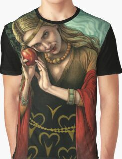 Poison Apple Graphic T-Shirt