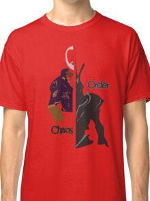 Chaos & Order Classic T-Shirt