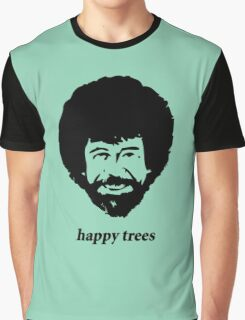 happy trees Graphic T-Shirt