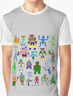 Random Dudes from the Early 2000s Graphic T-Shirt