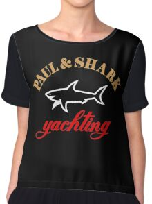 Paul & Shark Yachting Chiffon Top