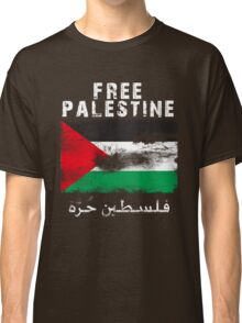 Vintage Free Palestine T shirts & Gifts Classic T-Shirt