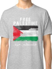 Vintage Free Palestine T shirts & Gifts Classic T-Shirt