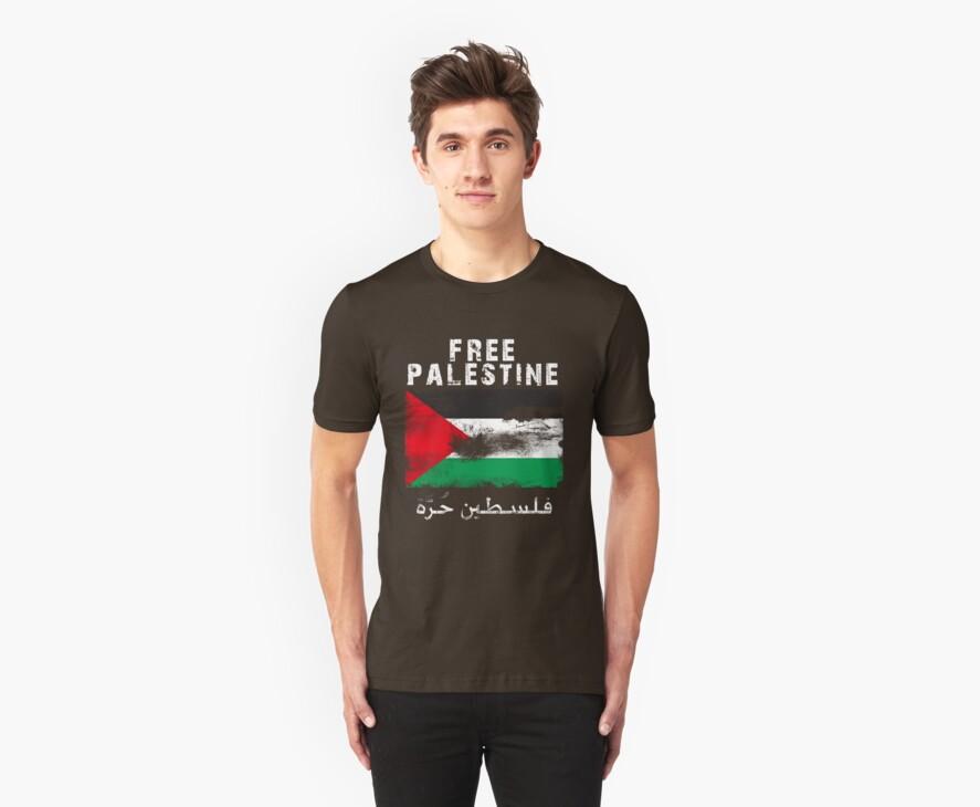 Vintage Free Palestine T shirts & Gifts by darweeshq