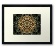 Bold & Beautiful Framed Print