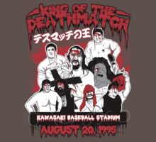 IWA King of the Deathmatch T-Shirt