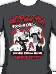 IWA King of the Deathmatch T-Shirt