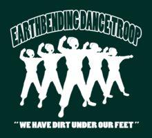 Earth Bending Dance Troop by ElectroJelly