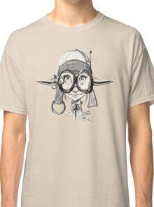 Steampunk Girl Elf Variant Classic T-Shirt