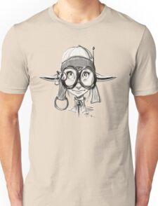 Steampunk Girl Elf Variant Unisex T-Shirt